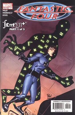 Fantastic Four Vol. 3 #62 (491)