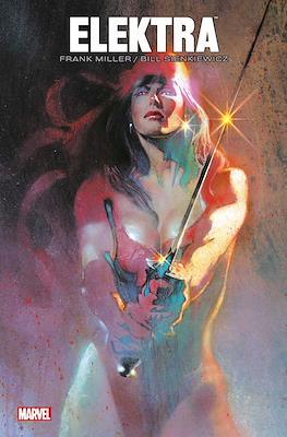 Marvel Icons. Elektra