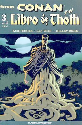 Conan y el Libro de Thoth (Grapa 40 pp) #3