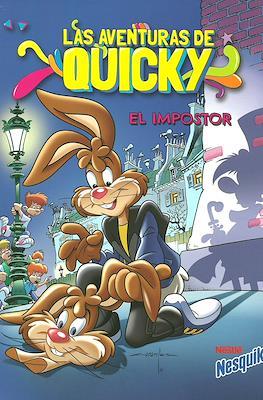 Las Aventuras de Quicky (Rústica) #2