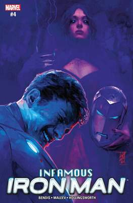 Infamous Iron Man Vol 1 #4