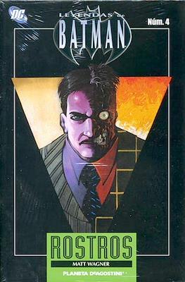 Batman. Las leyendas de Batman (Rústica 144 pp) #4