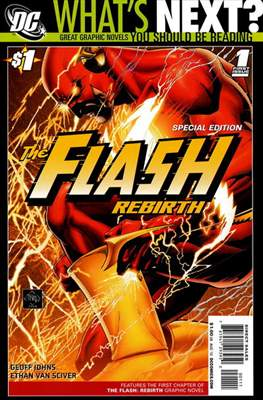 Flash Rebirth Special Edition - What's Next