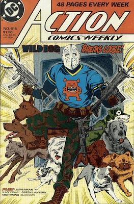 Action Comics Vol. 1 (1938-2011; 2016-) (Comic Book) #615