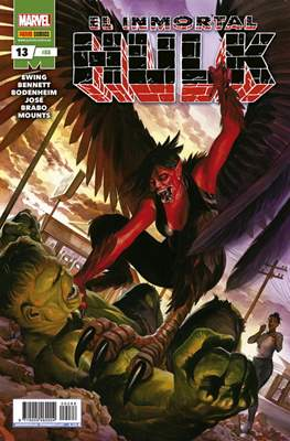 El Increíble Hulk Vol. 2 / Indestructible Hulk / El Alucinante Hulk / El Inmortal Hulk (2012-) (Comic Book) #88/13