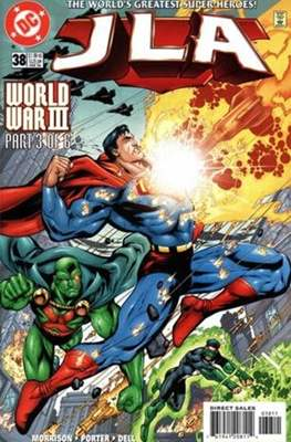 JLA Vol. 1 (1997-2006) (Comic-Book) #38