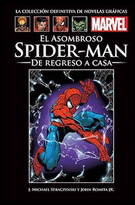 La Colección Definitiva de Novelas Gráficas Marvel #1