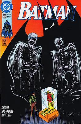Batman Vol. 1 (1940-2011) (Comic Book) #456