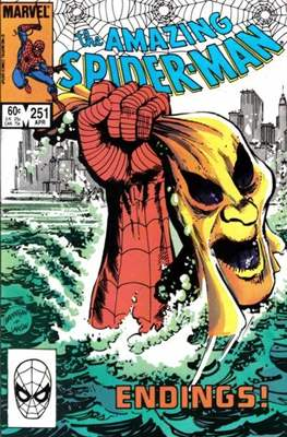 The Amazing Spider-Man Vol. 1 (1963-1998) (Comic-book) #251