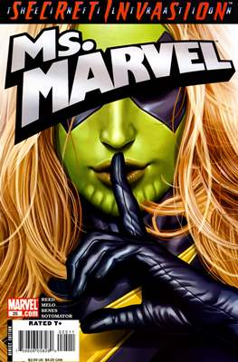 Ms. Marvel (Vol. 2 2006-2010) #25