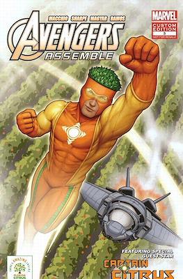 Avengers Assemble - Featuring Special Guest-Star Captain Citrus (Digital) #3