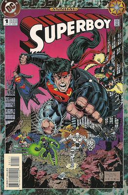 Superboy Annual Vol. 4 (Comic Book) #1