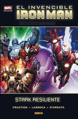 El Invencible Iron Man. Marvel Deluxe (Cartoné 208 pp) #4
