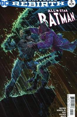 All Star Batman vol. 1 (2016-2017) (Comic-book) #5