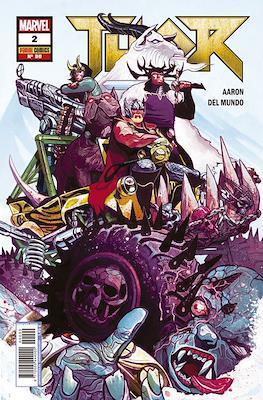 Thor / El Poderoso Thor / Thor - Dios del Trueno / Thor - Diosa del Trueno / El Indigno Thor (2011-) #90/2