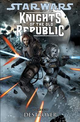 Star Wars - Knights of the Old Republic (2006-2010) #8