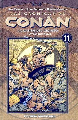 Las Crónicas de Conan (Cartoné 240 pp) #11
