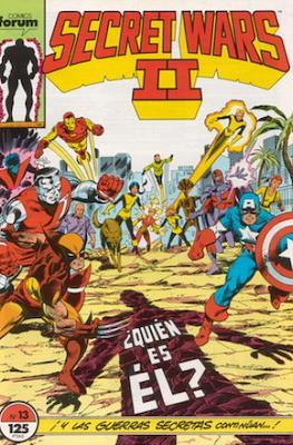 Secret Wars (1985-1987) (Grapa 32 pp) #13