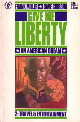 Give Me Liberty (Softcover 48 pp) #2