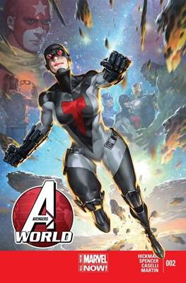 Avengers World (2014-2015) (Comic-Book) #2