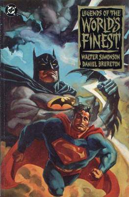 Legends of the World's Finest
