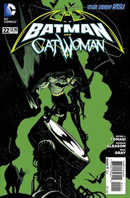 Batman and Robin Vol. 2 (2011-2015) (Comic Book) #22