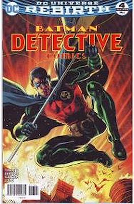 Batman Detective Comics (Grapa) #4