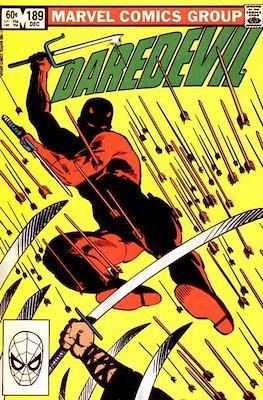 Daredevil Vol. 1 (1964-1998) (Comic Book) #189
