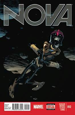 Nova Vol. 5 (Comic-Book) #12