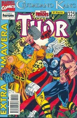 Marvel Héroes. Especiales (1987-1993) (Grapa 64 pp) #16