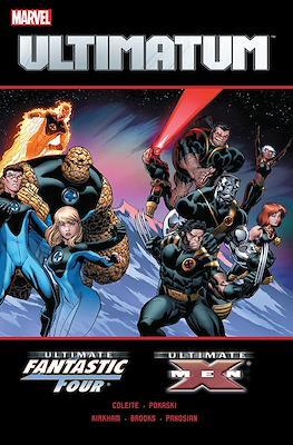 Ultimatum: Ultimate Fantastic Four / Ultimate X-Men