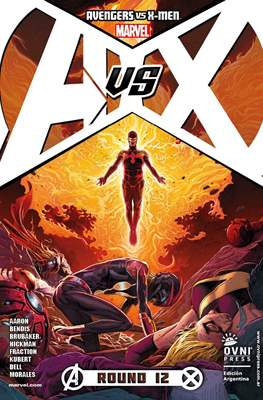 Avengers vs X men (Grapa) #12