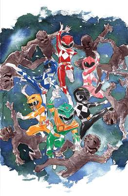 Mighty Morphin Power Rangers (Comic Book) #1.4