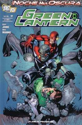 Green Lantern (2009-2012) (Grapa 72 pp) #9