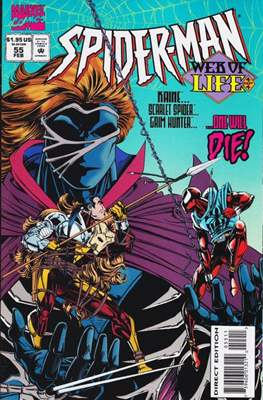 Spider-Man (Vol. 1 1990-2000) (Comic Book) #55