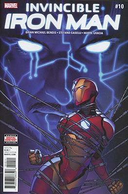 Invincible Iron Man Vol. 4 #10
