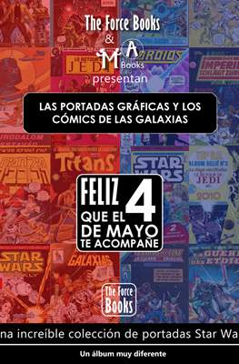 Las Portadas Gráficas y los Cómics de las Galaxias (Digital 26 pp) #