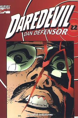 Coleccionable Daredevil / Dan Defensor (Rústica 80 pp) #22
