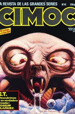 Cimoc (Grapa 60-132 pp) #41