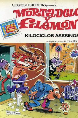 Alegres historietas. Mortadelo y Filemón (Rústica) #7