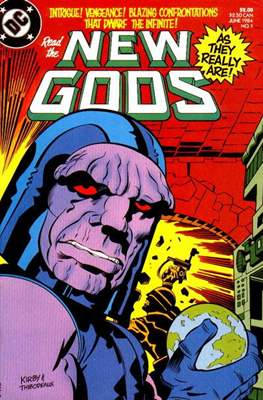 New Gods Vol. 2 (Grapa.) #1