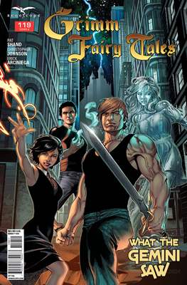 Grimm Fairy Tales (Comic Book) #119