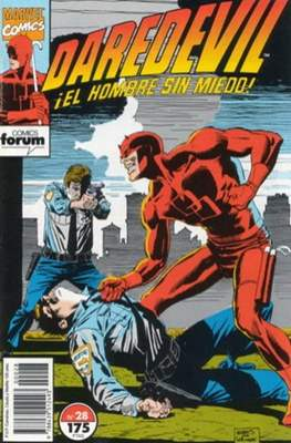 Daredevil Vol. 2 (1989-1992) (Grapa 32 pp) #28