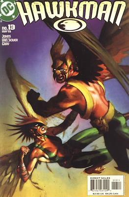 Hawkman Vol. 4 (2002-2006) (Comic book) #13