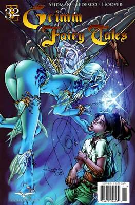 Grimm Fairy Tales (Comic Book) #32