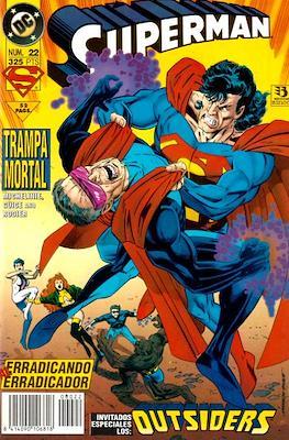 Superman (1993-1996) (Grapa, 48-72 páginas) #22