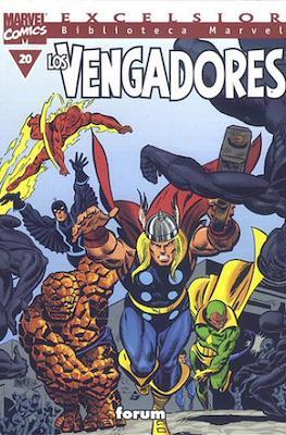 Biblioteca Marvel: Los Vengadores (1999-2001) #20