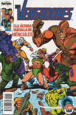 Los Vengadores Vol. 1 (1983-1994) (Grapa) #68
