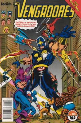 Los Vengadores Vol. 1 (1983-1994) (Grapa) #88