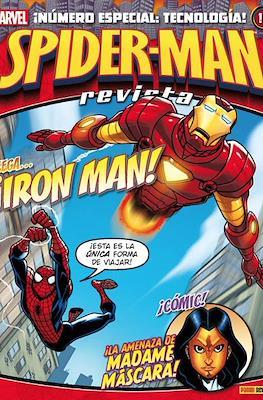 Spider-Man / Ultimate Spider-Man Revista (Grapa 36-52 pp) #15